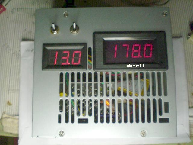 grid charger side fan