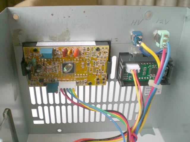 top panel meters