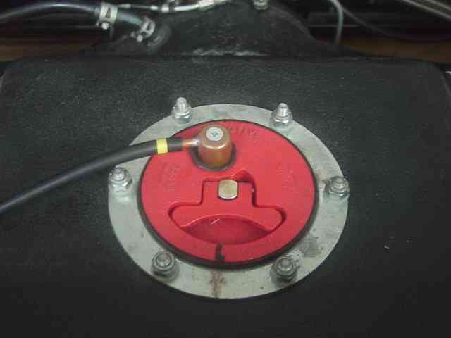 tank vent vertical separator